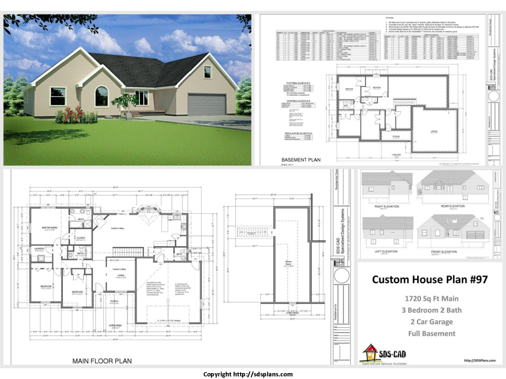 100 House Plans Catalog Page 006